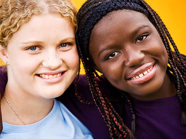 Black teen girls unconscious very