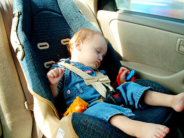 Govt Study Devices That Alert Parents They Left A Child In Car Deemed Unreliable