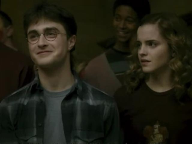 Harry Potter Re Cut As A Hilarious Teen Comedy Cbs News