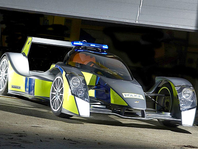 Top 10 Coolest Cop Cars Photo 1 Pictures Cbs News