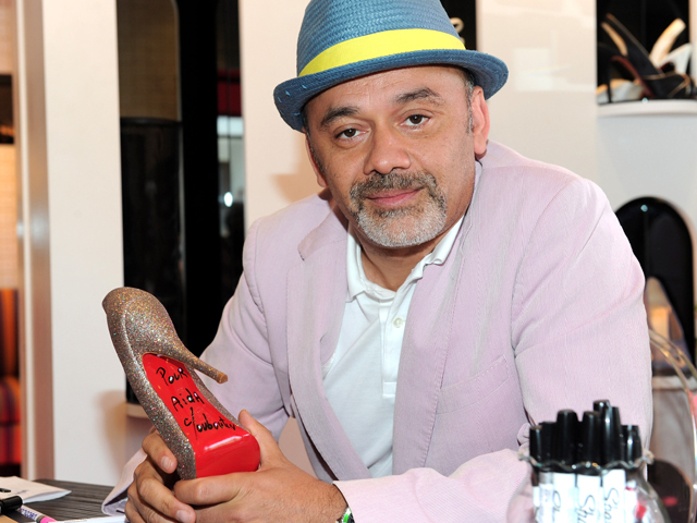 5d722606539e Louboutin fights to keep red sole trademark - CBS News