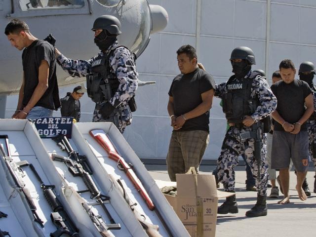 Key Gulf Cartel figure killed in northern Mexico - CBS News