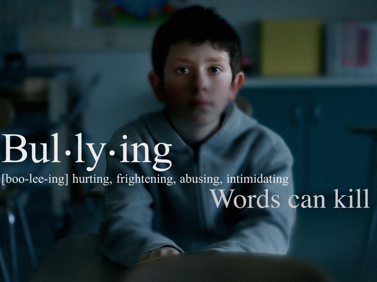 bullying words can kill cbs news