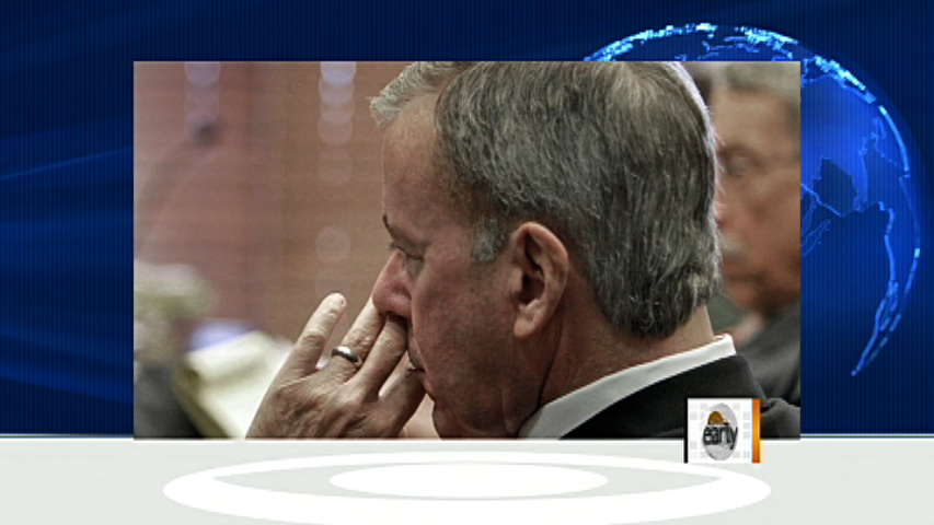 Prosecution rests in murder trial of Fla  millionaire Bob