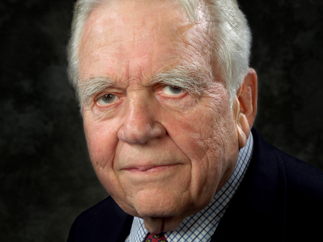 An essay on war andy rooney
