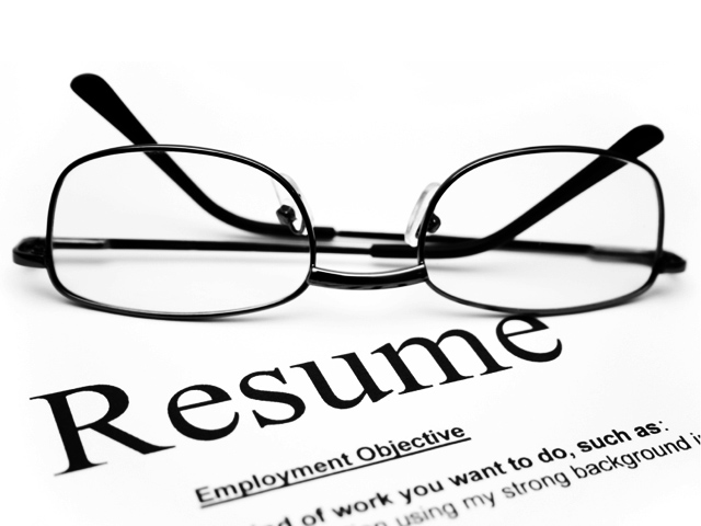why a typo can get your resume tossed in the trash cbs news