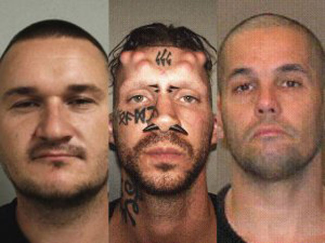 Hells Angel, 3 others, indicted in Mass  triple murder - CBS