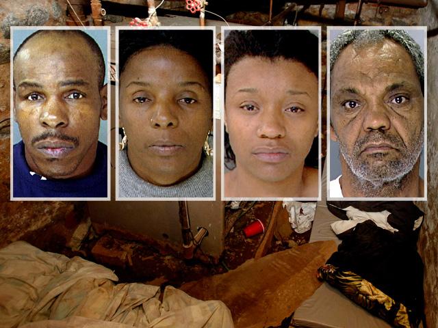 Philly cops arrest 4th suspect in cellar case - CBS News