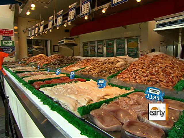 Bait and switch? Fish buyers beware - CBS News