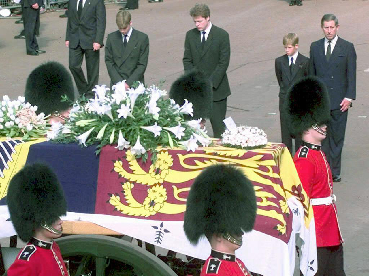 The Death Of Diana Cbs News