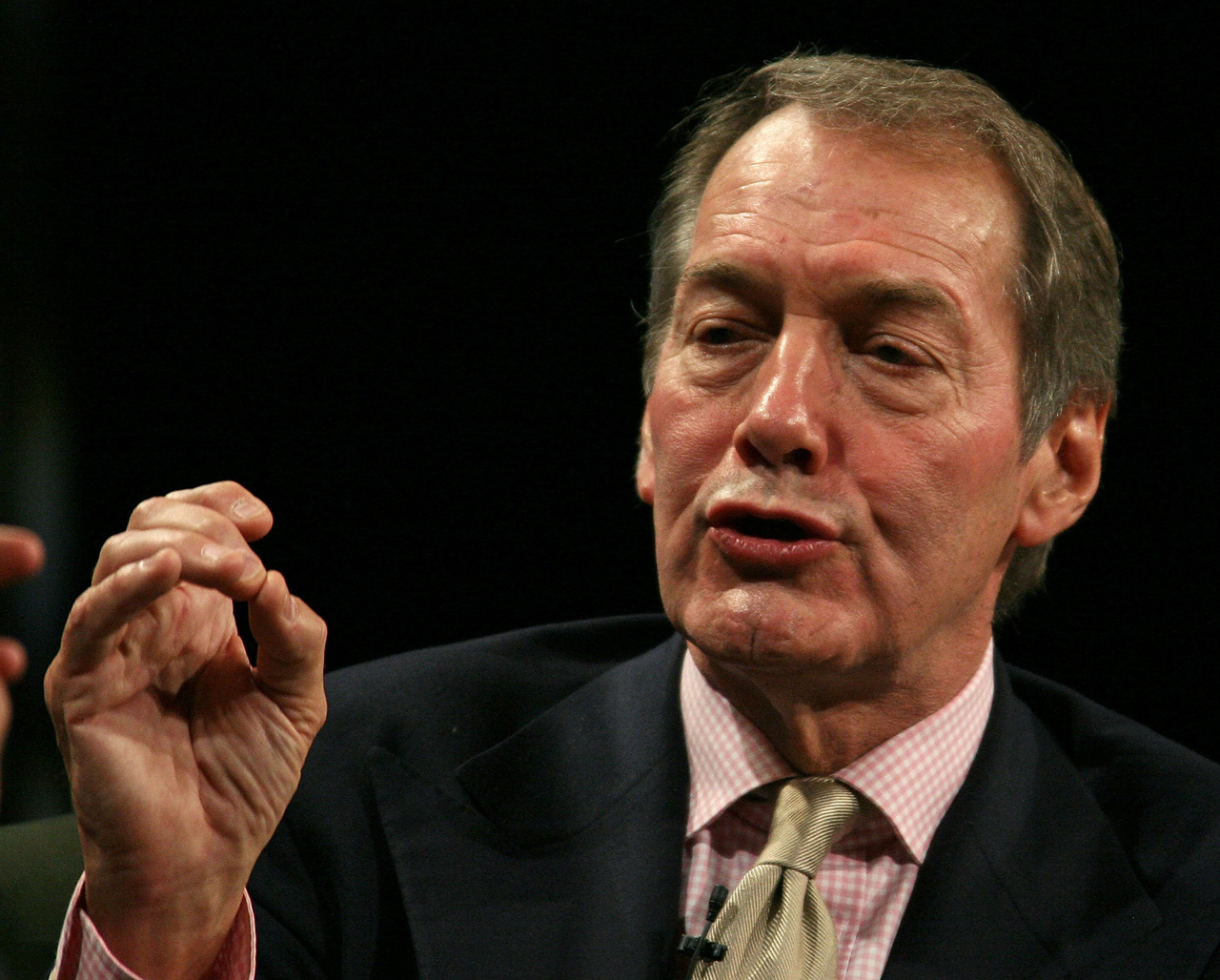 CBS News suspends Charlie Rose following sexual harassment ...