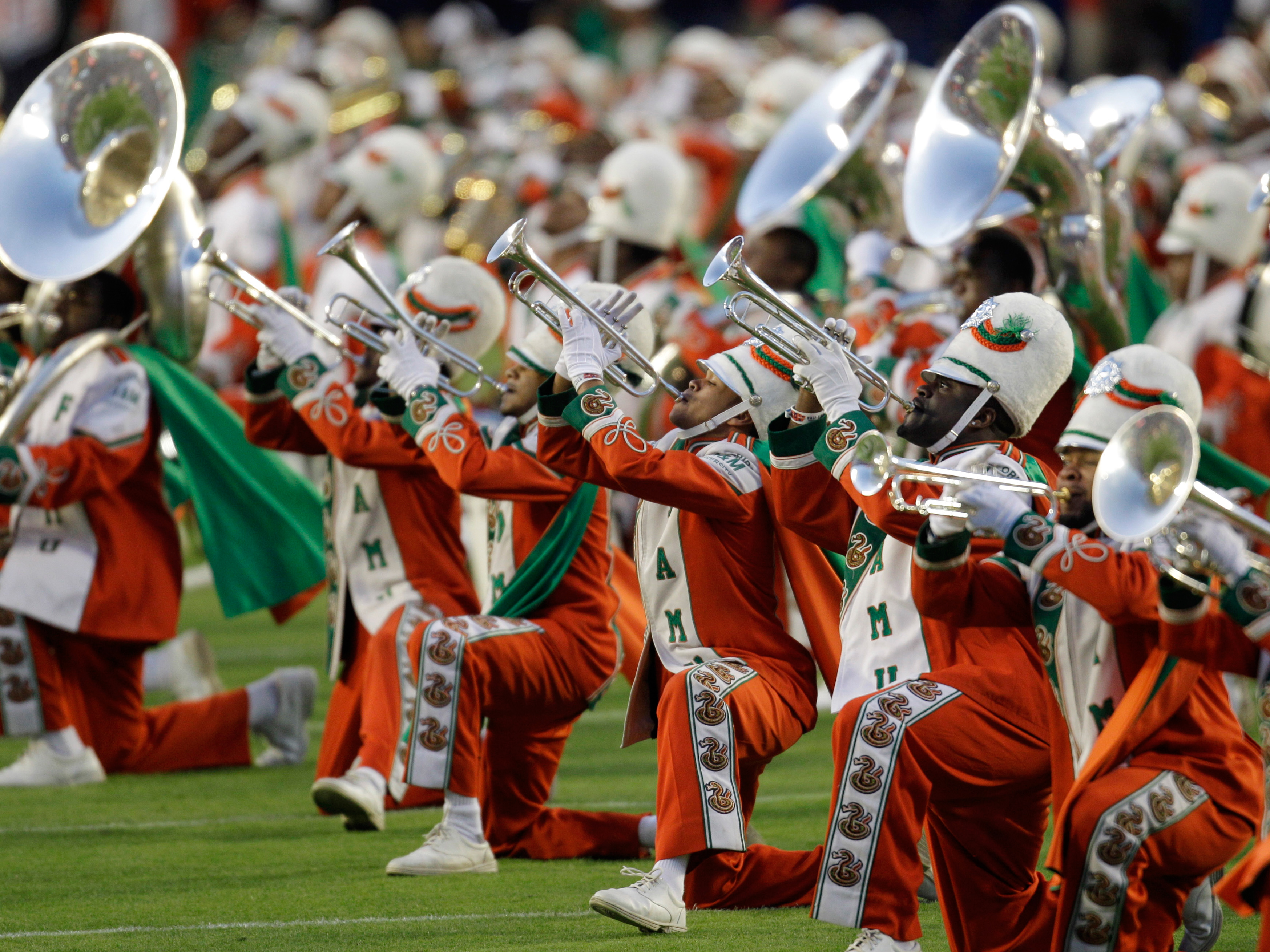 4 Florida A&M band members arrested for hazing beatings