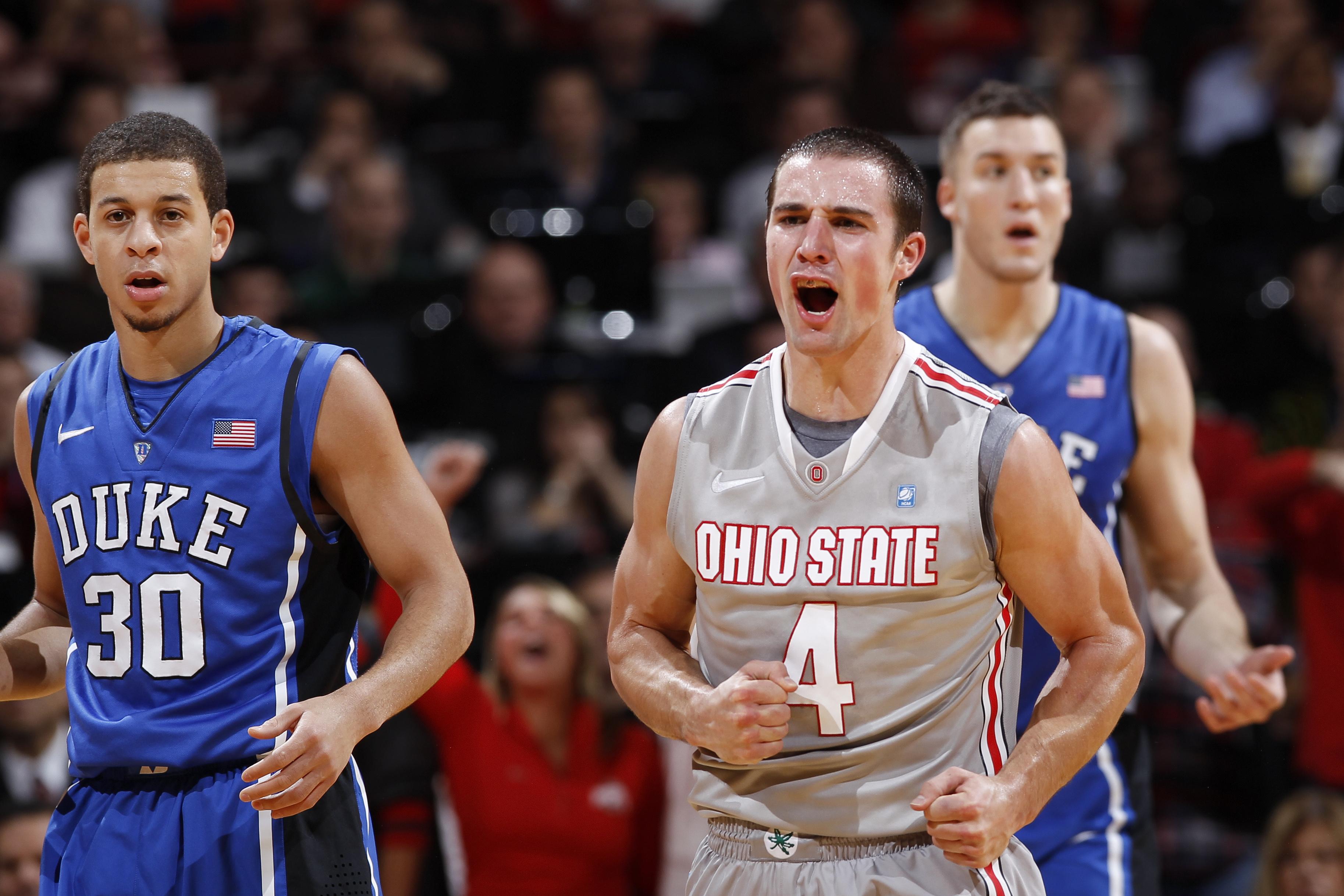 Duke Basketball Gets Butt Kicked By Ohio State Cbs News