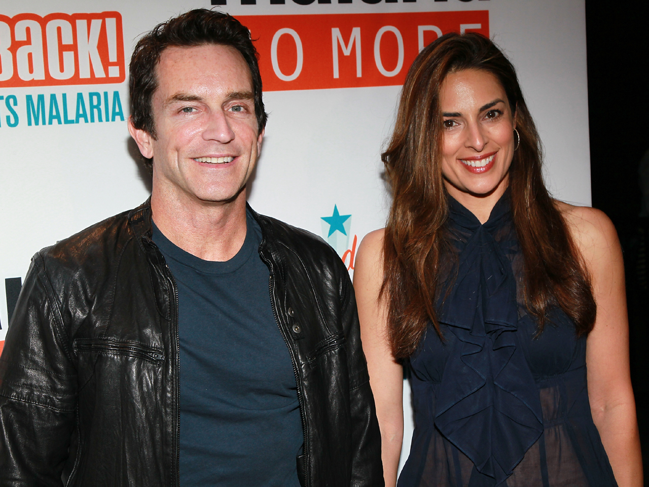 Jeff Probst dating overlevingspensioen Julie Casual hook up forum