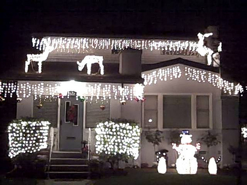 Christmas 2011: Best outdoor Christmas lights - Christmas 2011: Best Outdoor Christmas Lights - CBS News