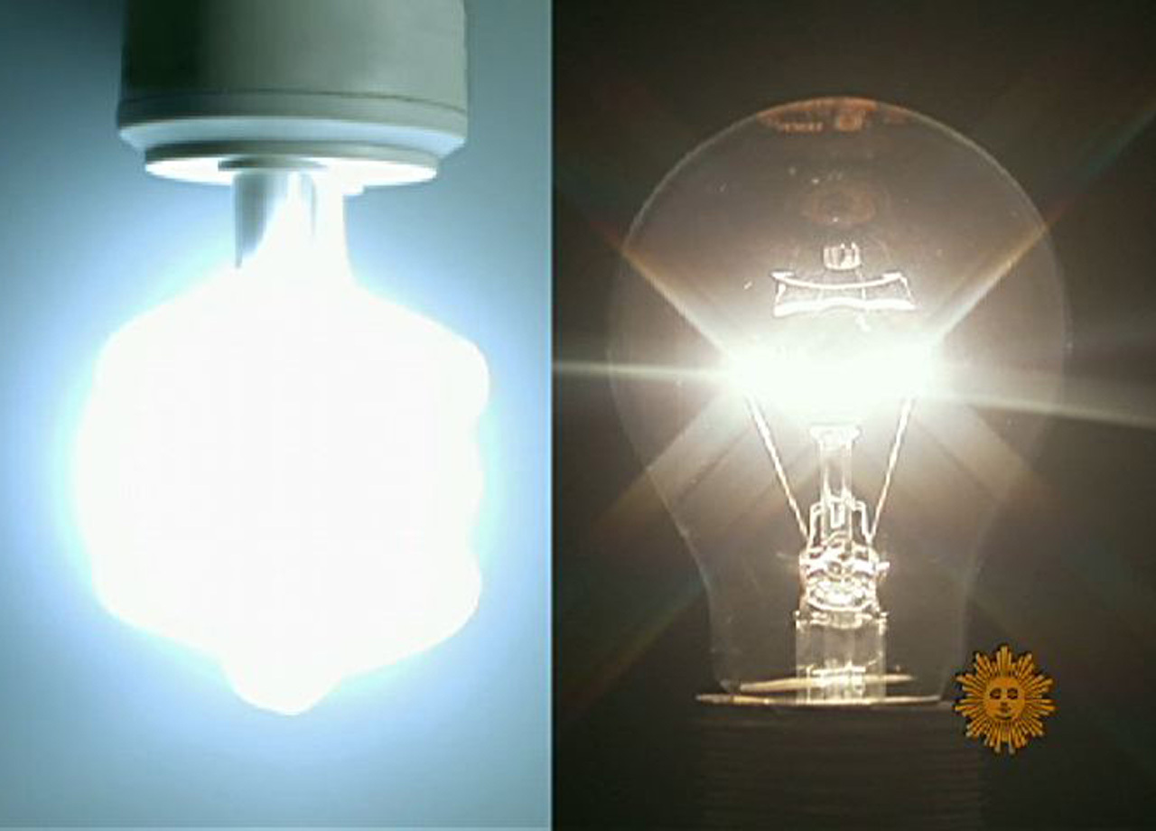 Beginning Of End For Old Fashioned Light Bulbs Cbs News