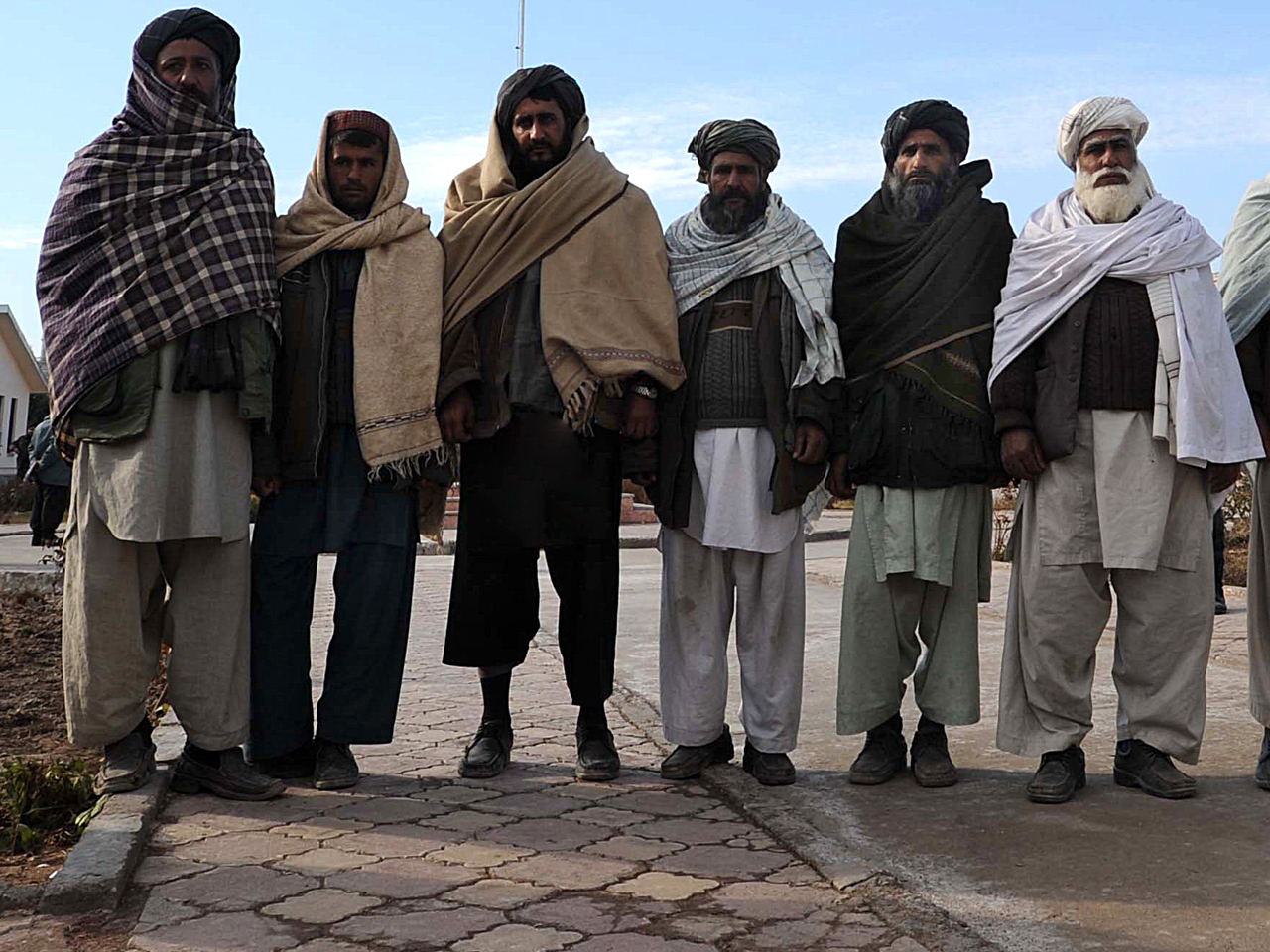 Afghan Gov T No Taliban Talks Until Cease Fire Cbs News