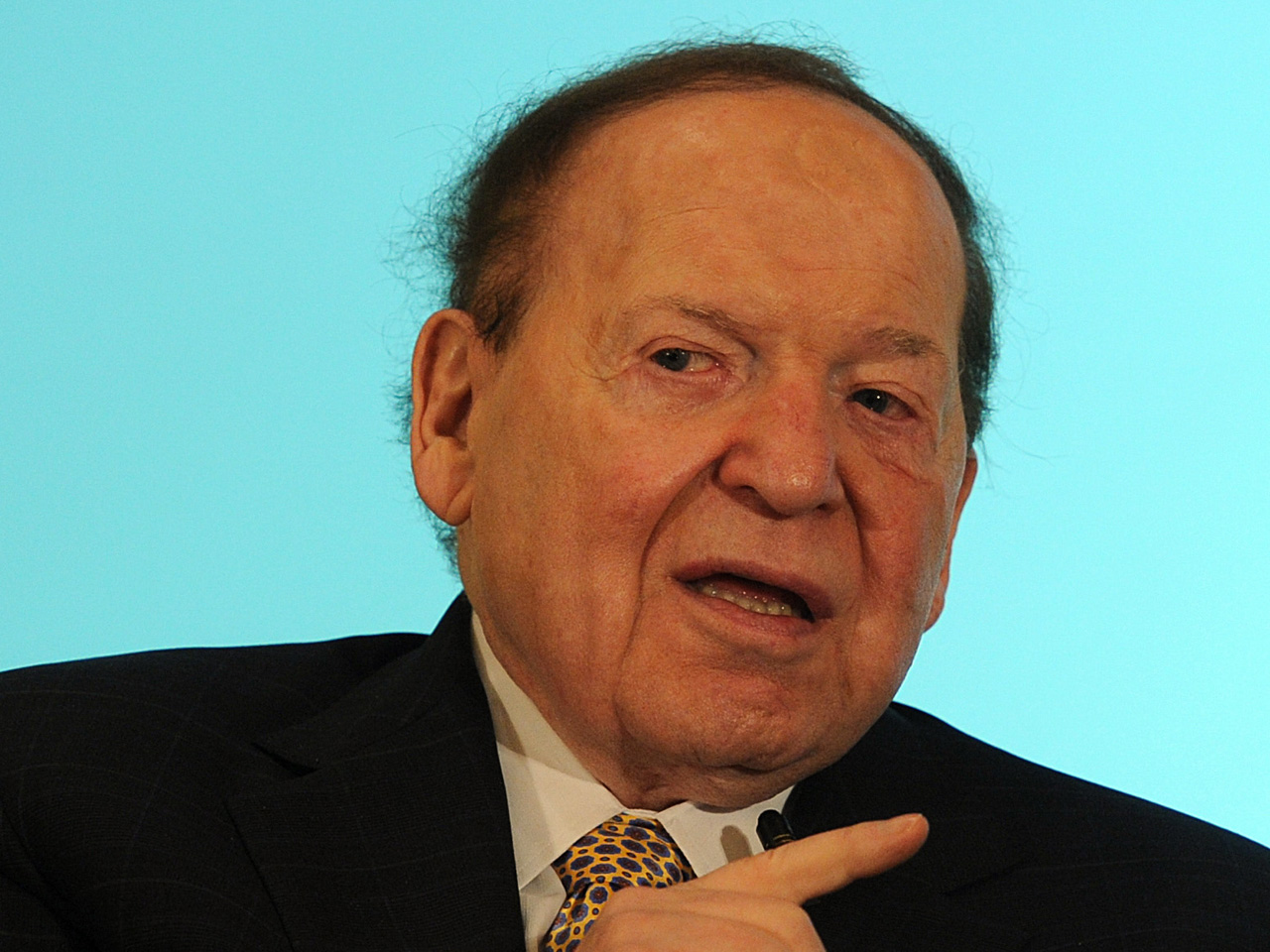 Sheldon Adelson quits the Raiders' Vegas stadium plan ...