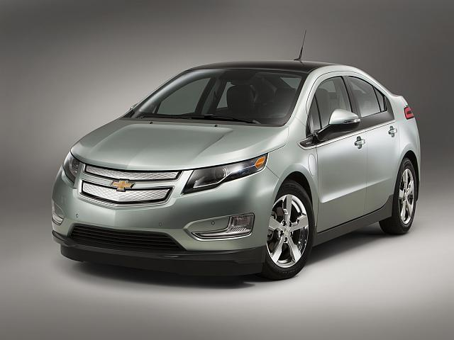 Chevy Volt A Bad Sign For Electric Car Sales Cbs News
