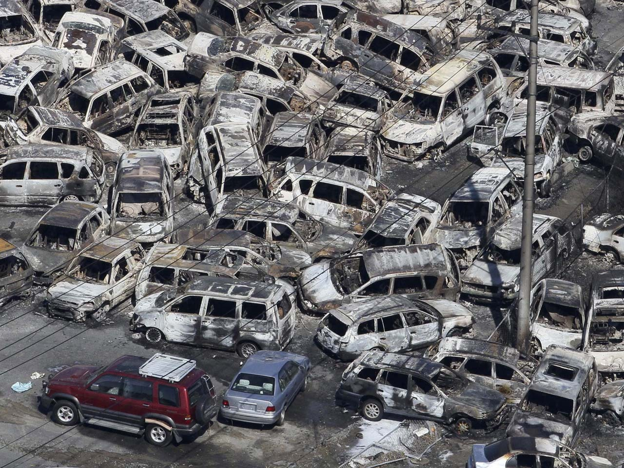 How the Japanese tsunami changed the auto industry - CBS News