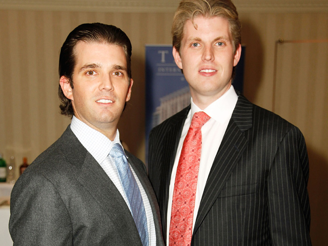 Donald Trump's sons face criticism for African hunting ...