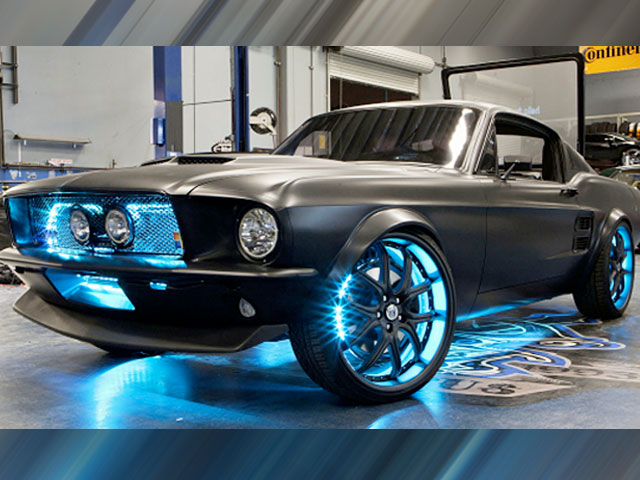What If Microsoft Made A Ford Mustang Photo 1