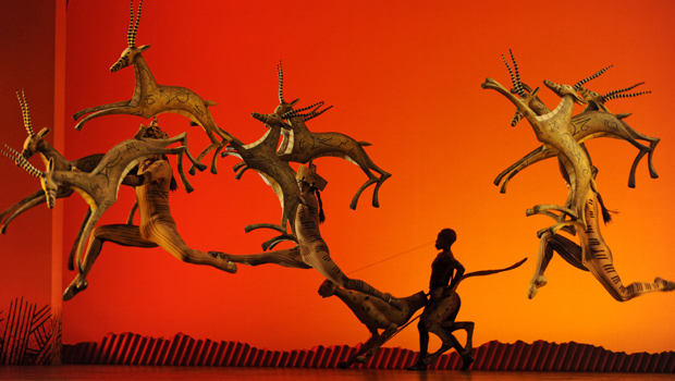 The Lion King Becomes Highest Grossing Show On Broadway