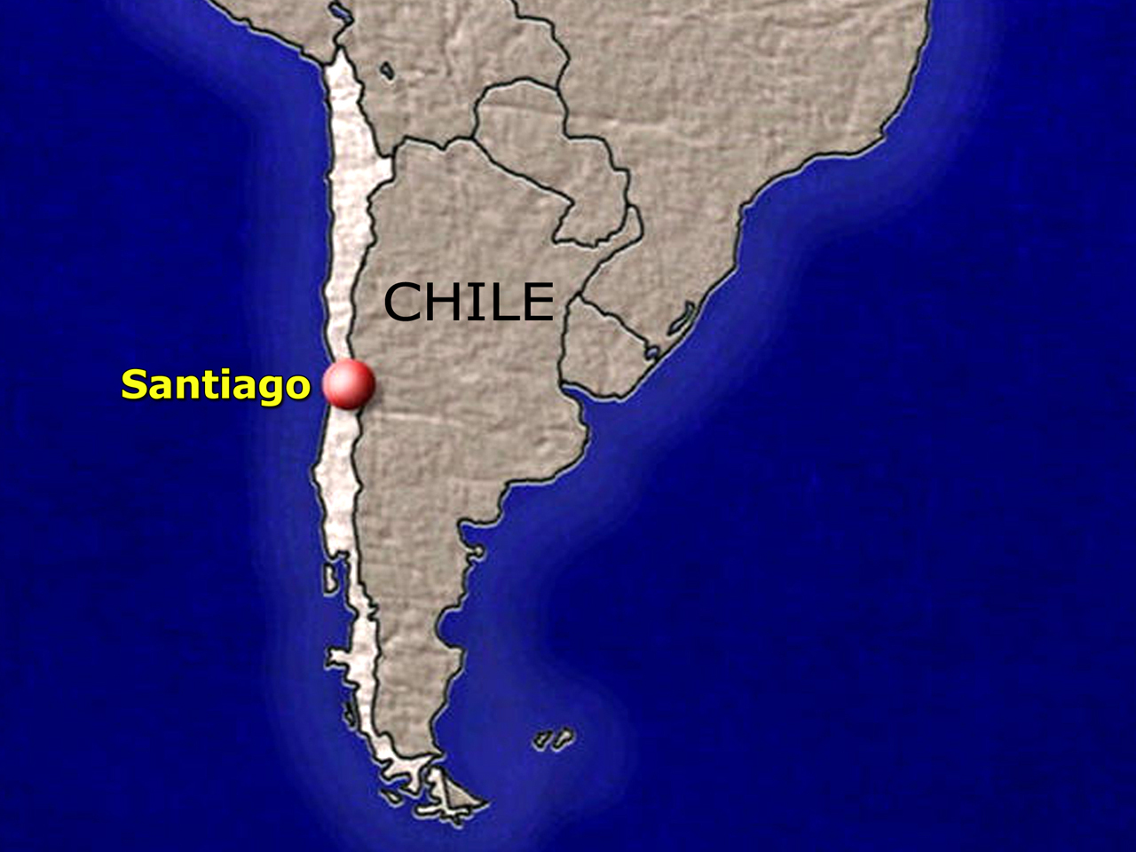 Chile Earthquake Prompts Hundreds To Flee Capital In Preventative Evacuation Tsunami Unlikely Cbs News