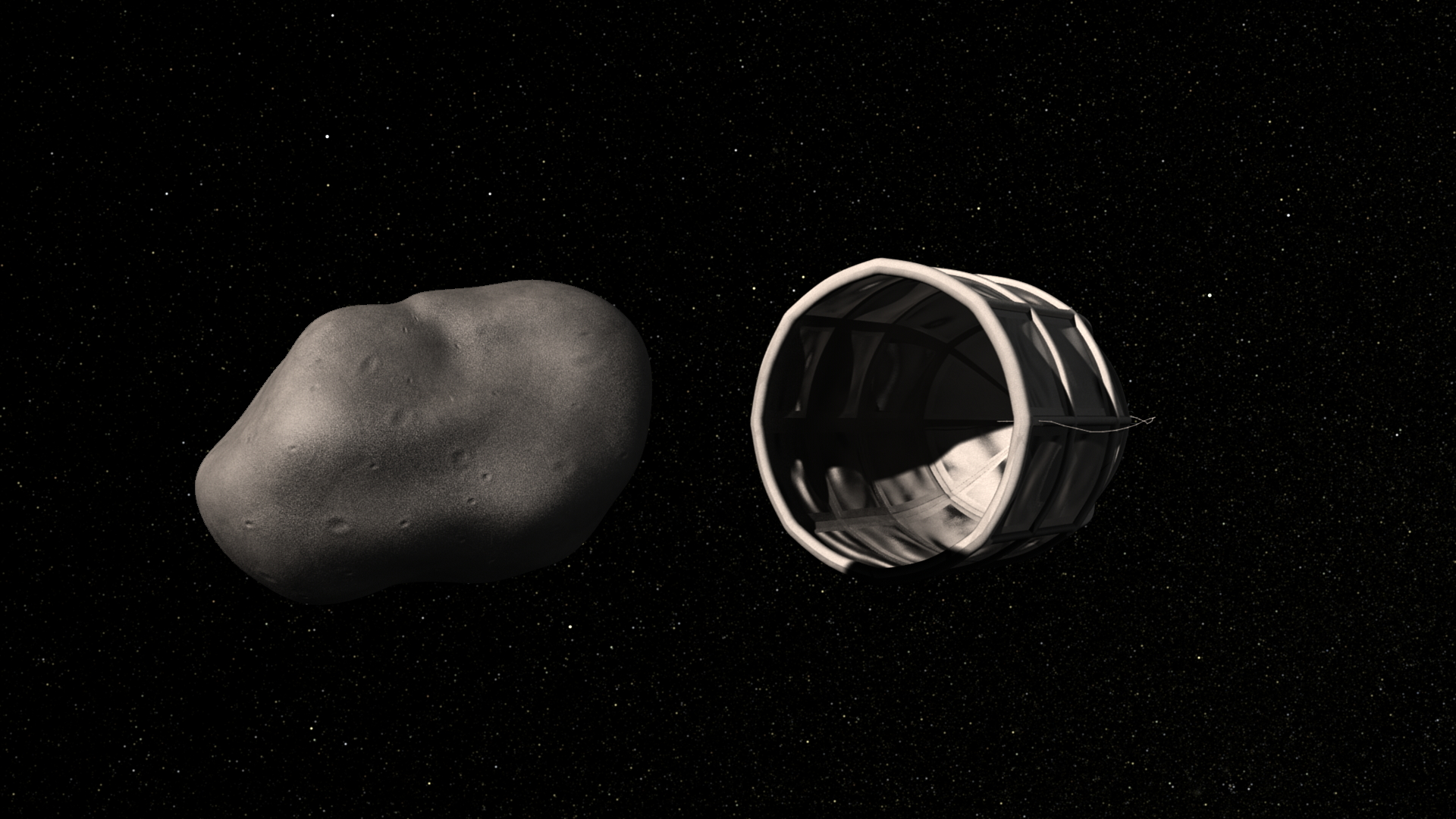Asteroid mining venture backed by James Cameron, Google CEO Larry Page