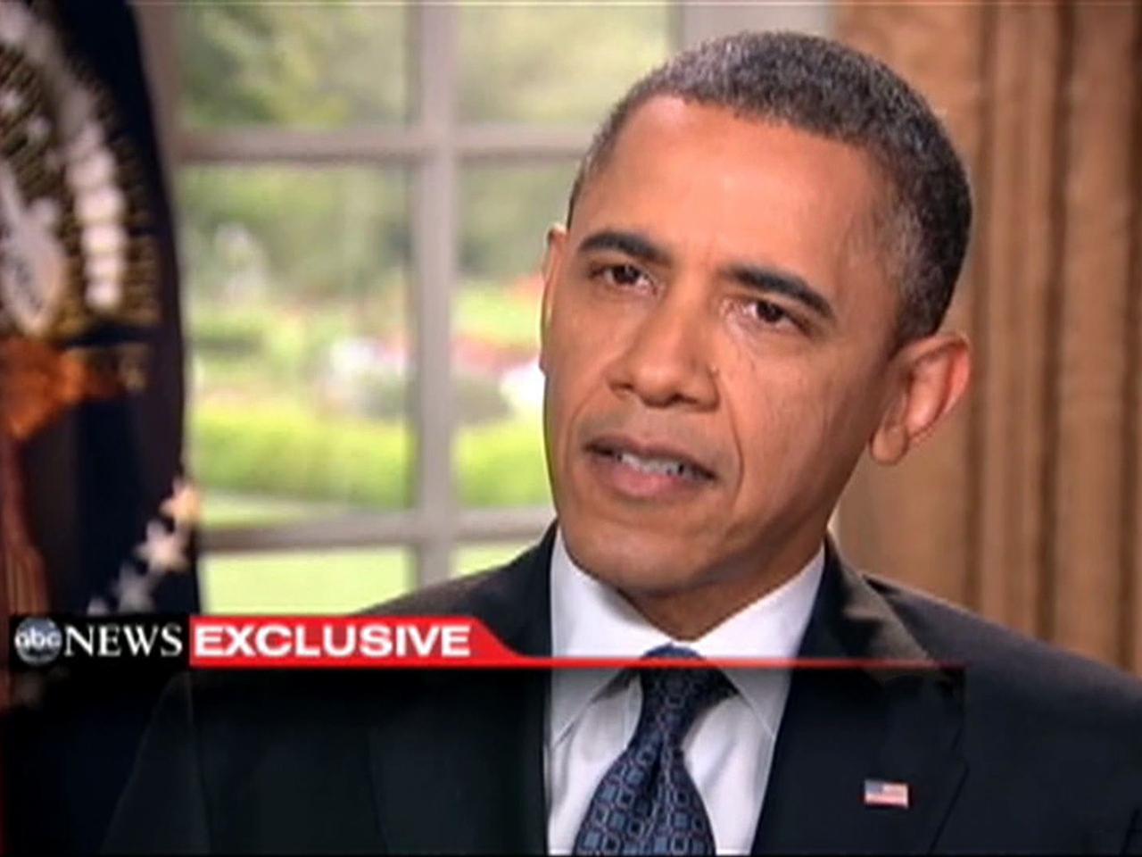 President Obama says Sasha and Malia influenced his stance on same ...
