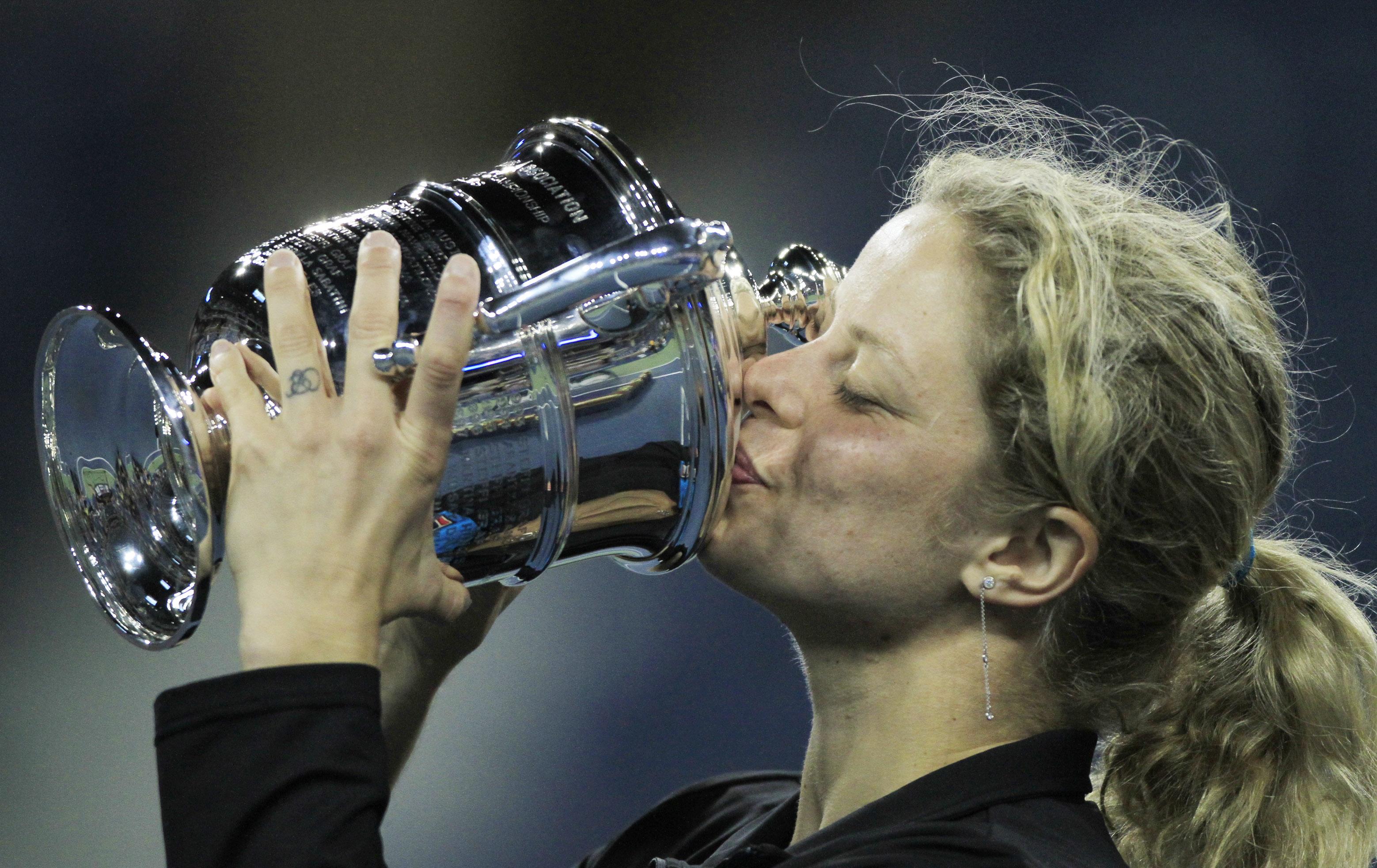 Resultado de imagem para Kim Clijsters us open