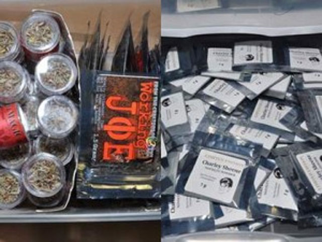 Bath salts, drug alleged