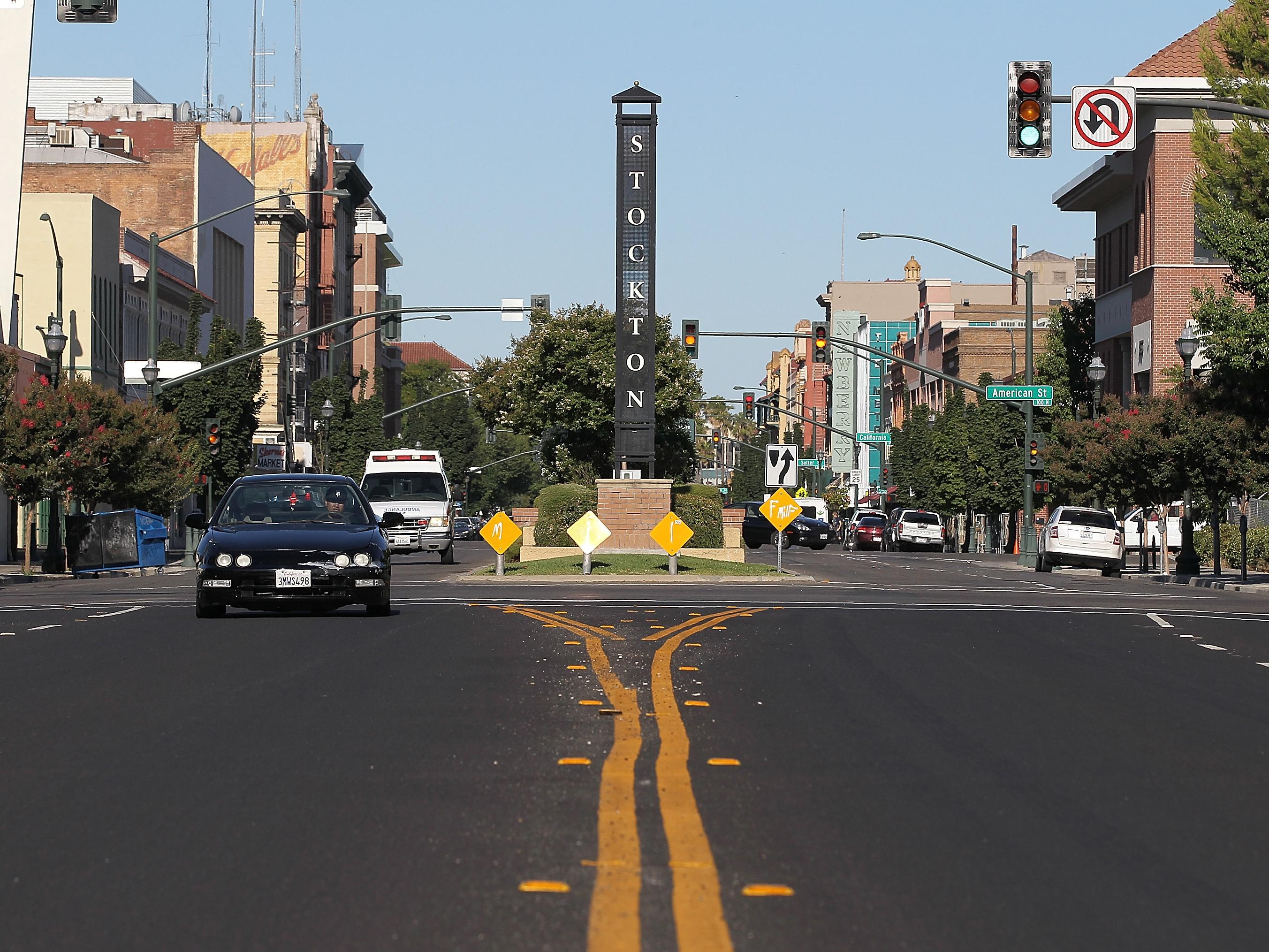 Report: Stockton, Calif., has more murders