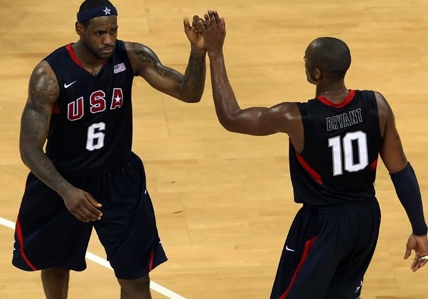 Coach K  2012 U.S. Olympic basketball team could be better than 2008 squad 9e80f4f4ea46
