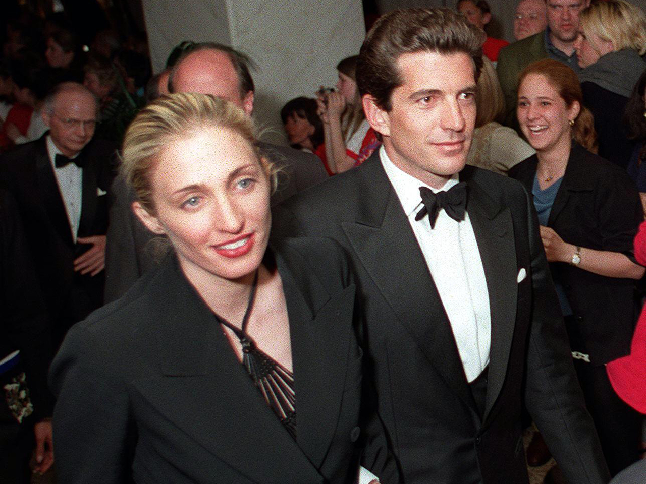 John F Kennedy Jr Remembered 13 Years After His Death Cbs News,Christina El Moussa Wedding Ring With Tarek
