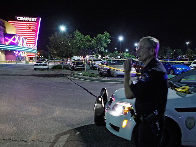 Questions remain over mass shooting at Batman screening in