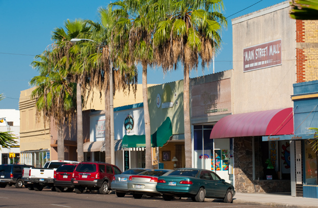 Harlingen, Texas - 10 cheapest places to live in the U.S
