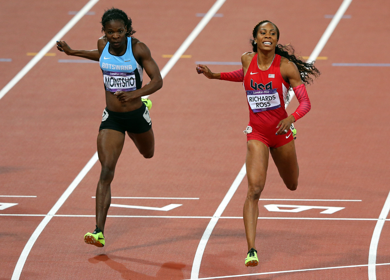 Discussion on this topic: June Whitfield (born 1925), sanya-richards-ross-5-olympic-medals/
