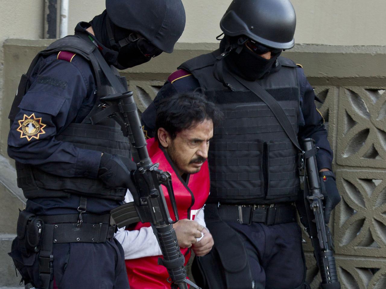 Mexican cartel nicknames get dirtier, grittier - CBS News