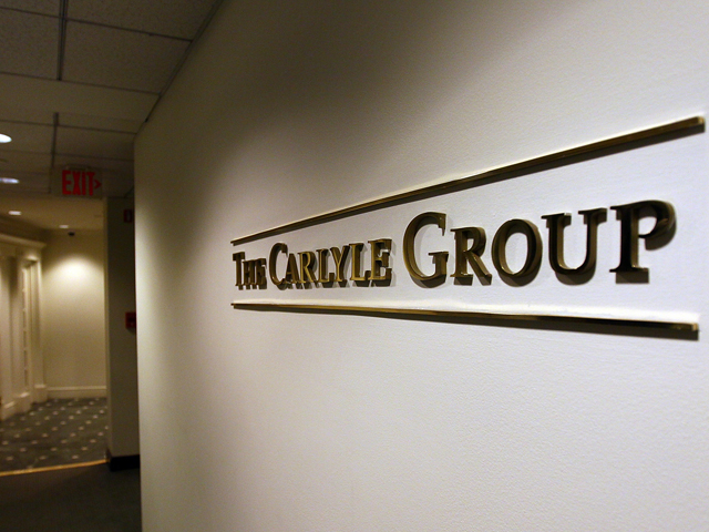 Carlyle group purchases asian media outlets