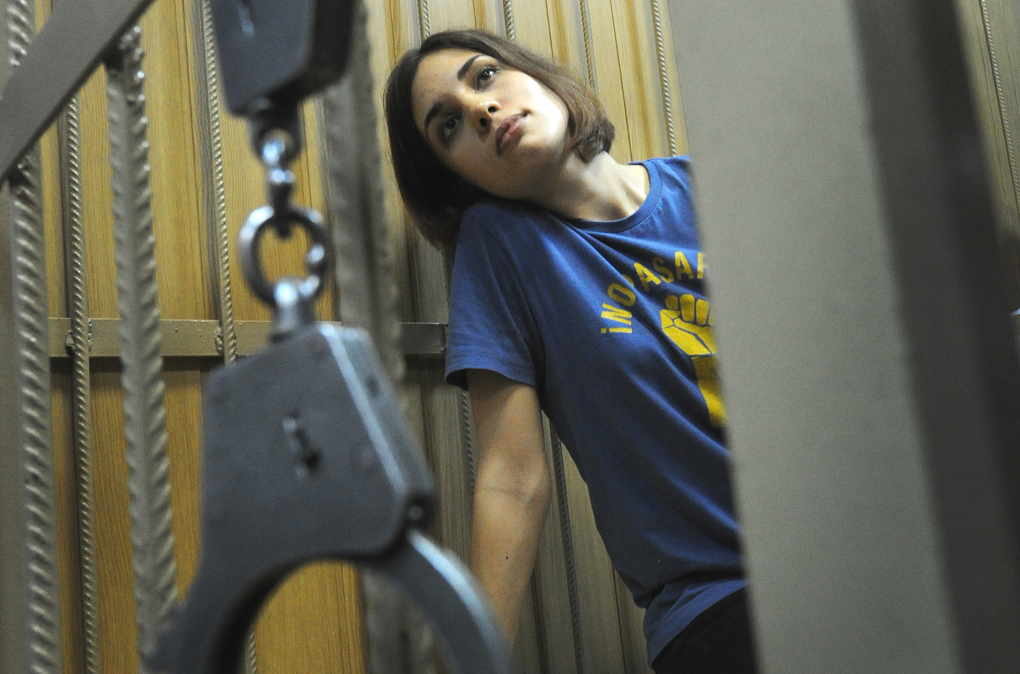 Today, Pussy Riots Nadya Tolokonnikova was Detained by