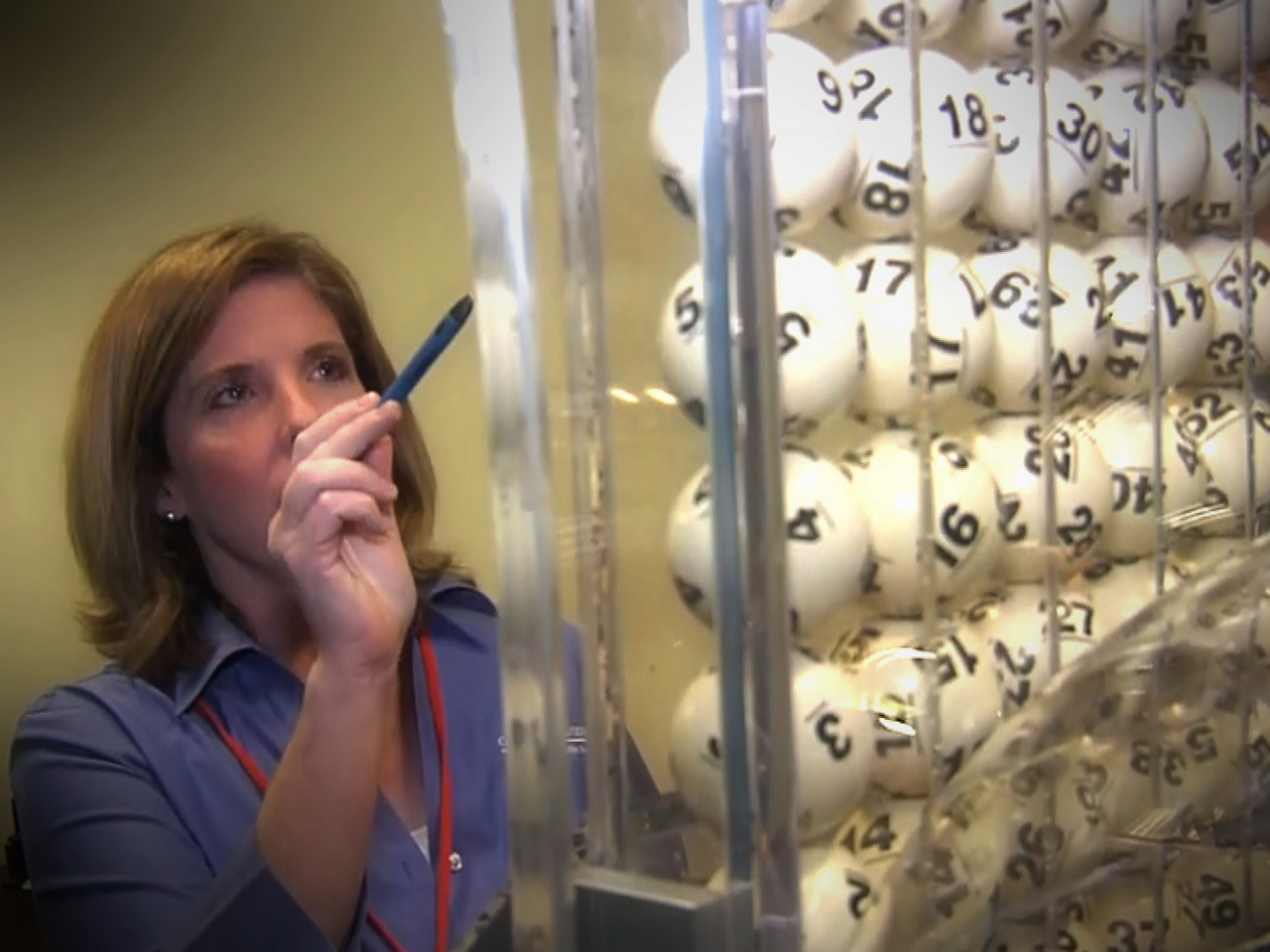 Inside Powerball A Behind The Scenes Look At How Drawings Work Cbs News