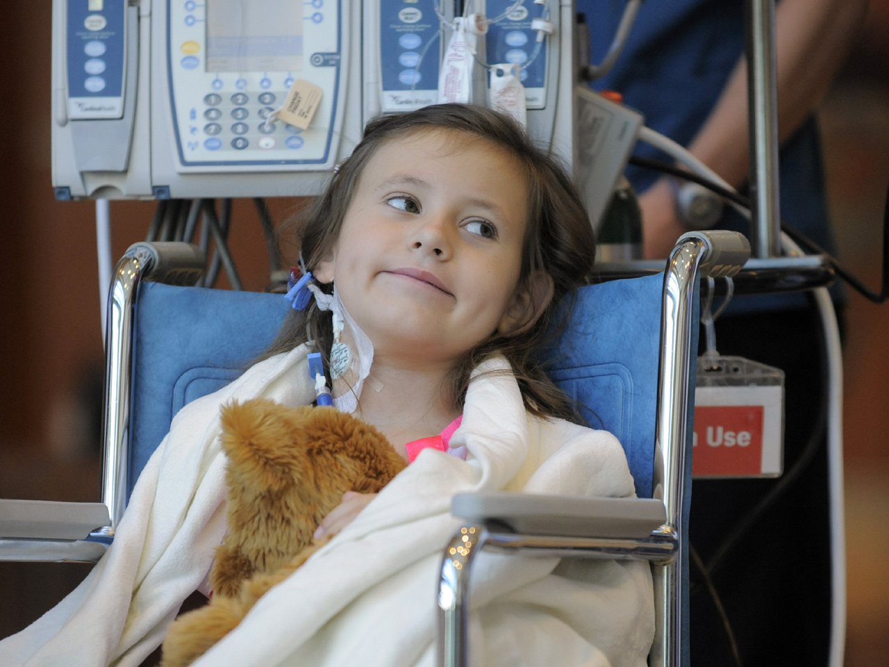 Colorado girl, 7, leaves hospital after recovering from ...