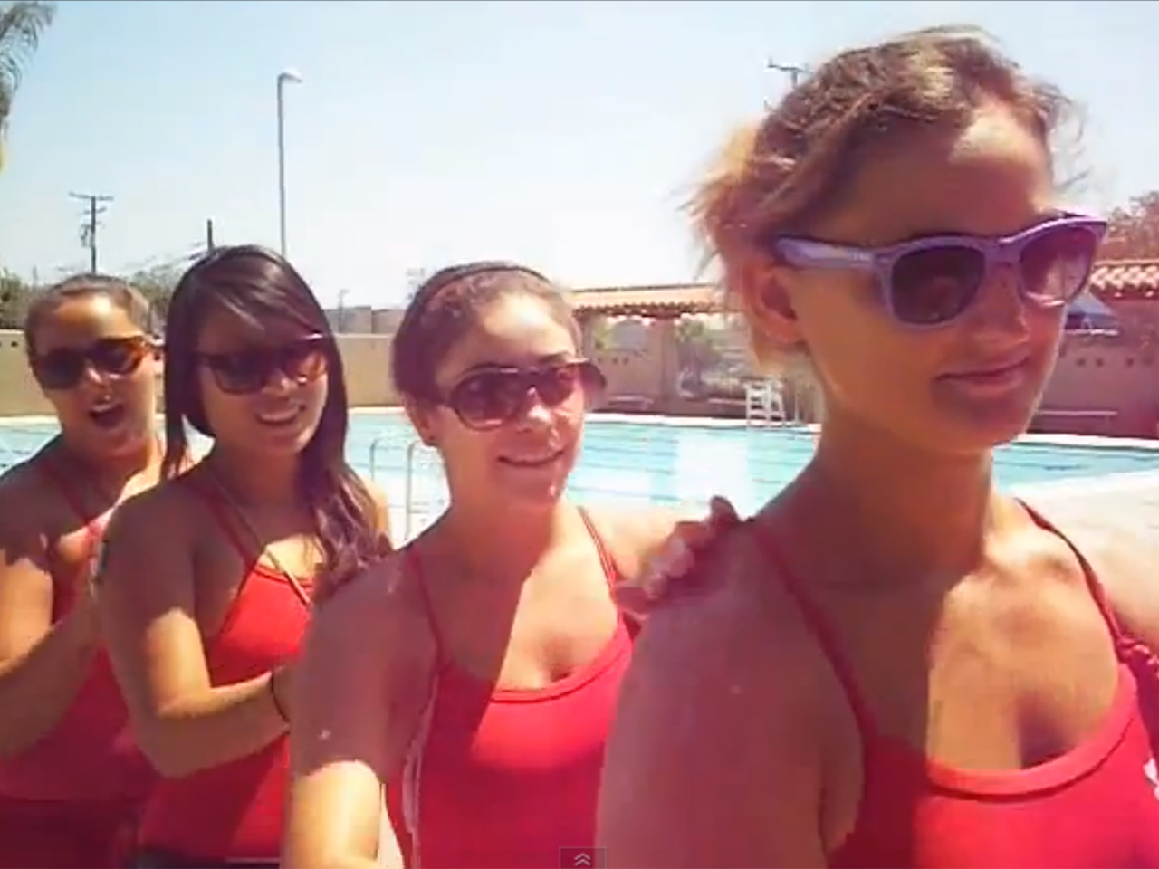 caa0f4f88b6 Calif. town rehires 14 lifeguards fired over spoof video - CBS News