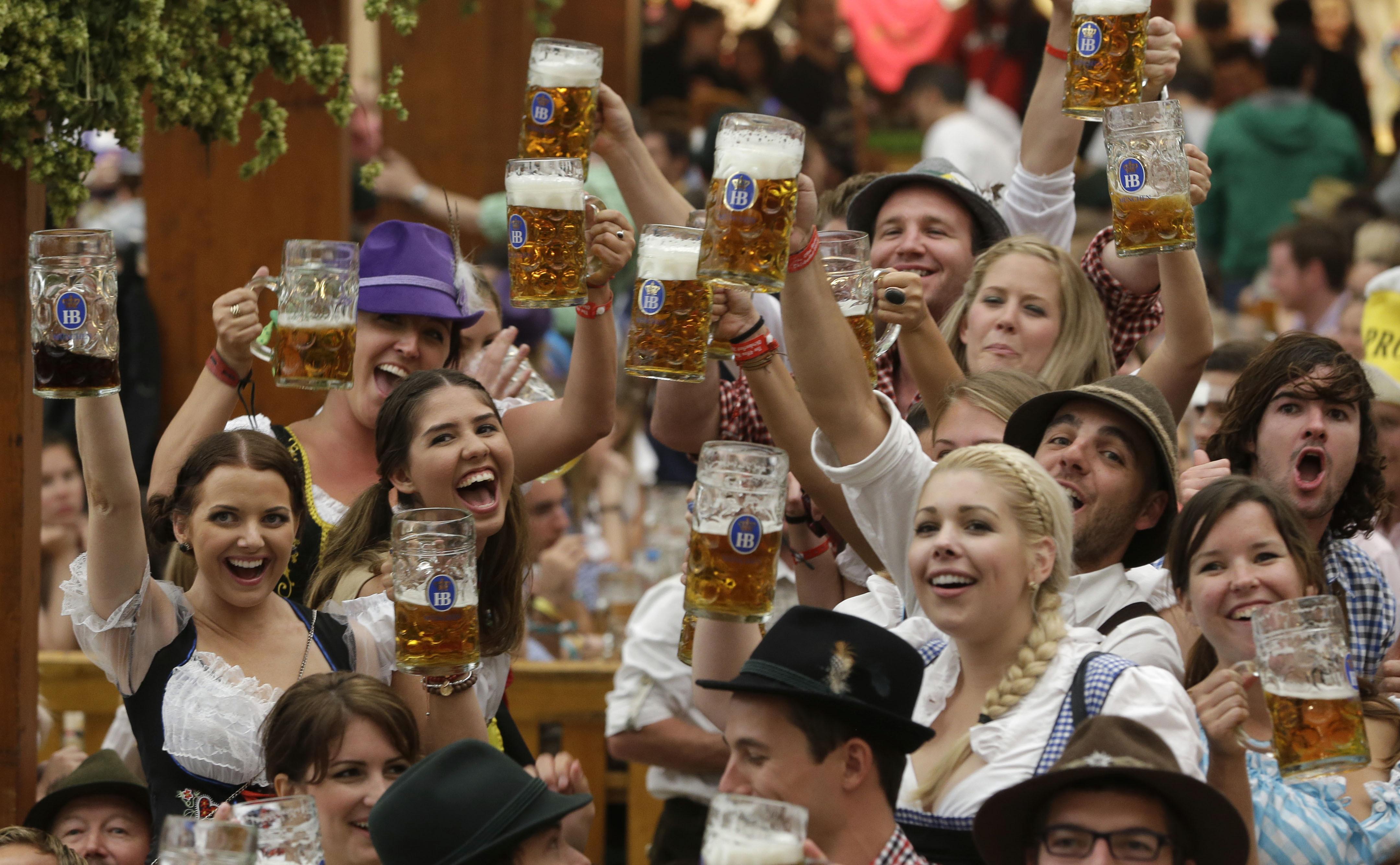 Фестивали в германии