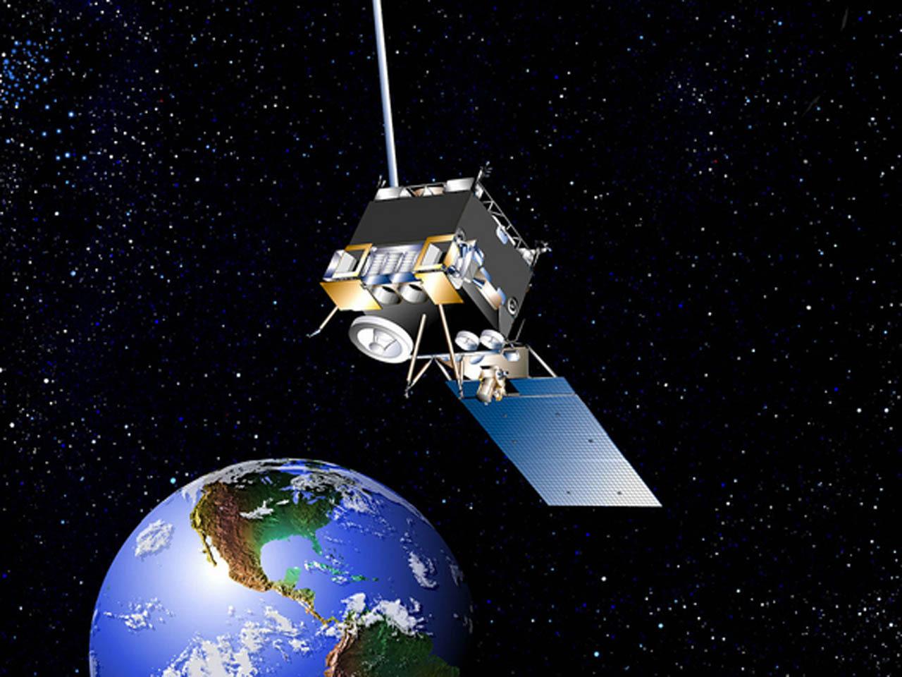Wetter Satellit