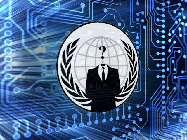 Twitter users report Facebook down in Europe, Anonymous