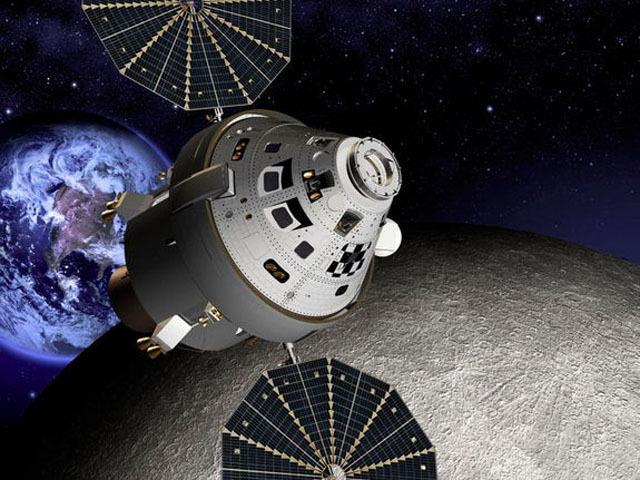 lunar deep space - photo #40
