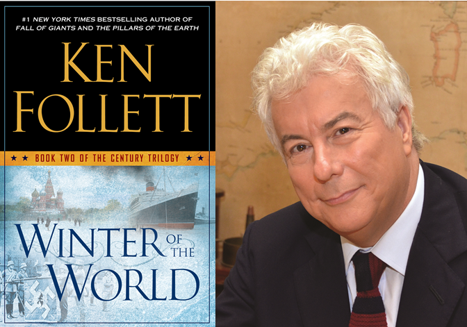 ken follett trilogy winter of the world
