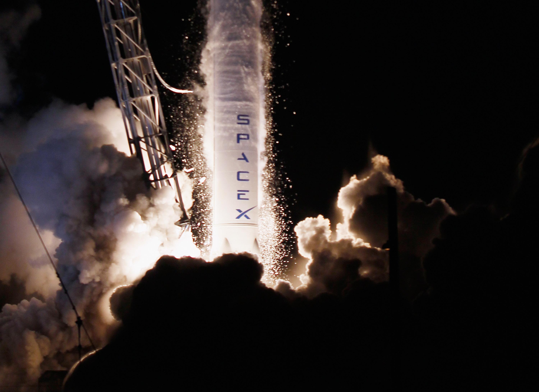 spacex dragon launch texas - photo #36
